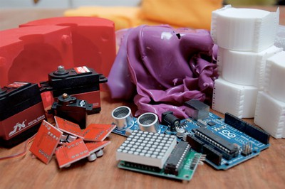 Introducción a la creación de interfaces tecnológicas blandas