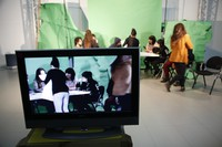 TV-LAB.Laboratorio de televisión experimental. Taller intensivo