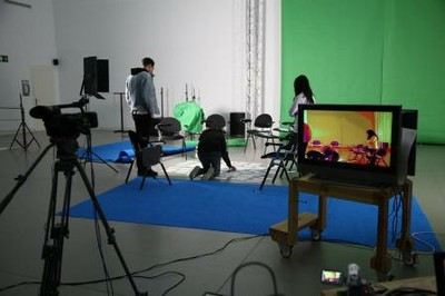 TV-LAB. Laboratorio de televisión experimental. Taller intensivo