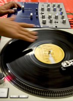Vinilos. Scratch y turntablism