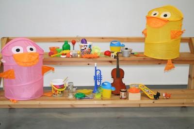 Visita-taller Estación Experimental. Educación Infantil y Primaria