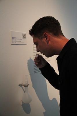 Visita - taller ¿A qué huele una exposición?