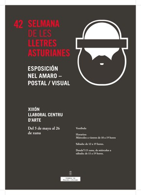 Nel Amaro. Postal / Visual