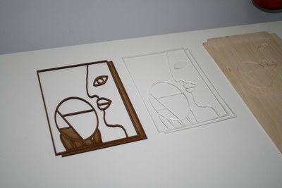 Prototipos de señalética para el IES Rey Pelayo de Cangas de Onís