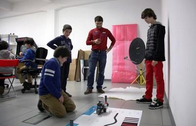 Taller de robótica infantil