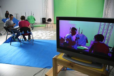 1º experiencia en TV-LAB
