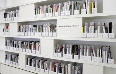 Rastreando el Archivo Asturiano de Artistas