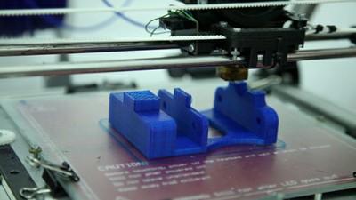 Impresión 3D: Es el futuro! (Bueno... es más bien el pasado)