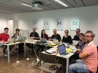 Acta del Jurado I Convocatoria Abierta de la European Network for Contemporary Audiovisual Creation (ENCAC)