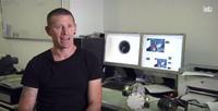 Entrevista con Andy Gracie. 200 metros