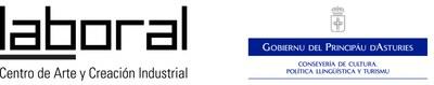 Logo LABoral + Consejeria Cultura