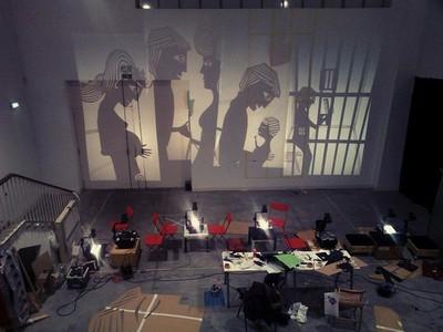 Convocatoria residencias artísticas 2018