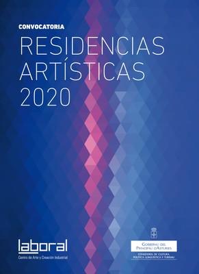 II Convocatoria de Residencias Artísticas 2020