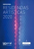 Convocatoria de Residencias Artísticas 2020