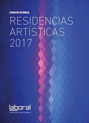 Convocatoria de residencias artísticas 2017