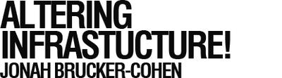 Altering Infrastructure!