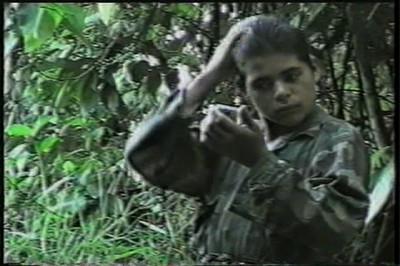 Baño en el cañito, 2000
