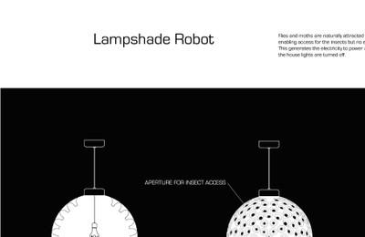 Carnivorous Domestic Entertaiment Robots, 2008
