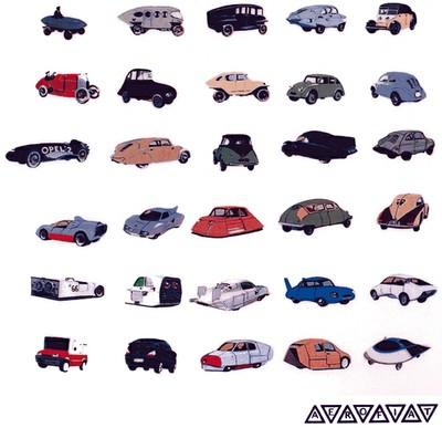 Les Aérofiat dans l'historie (1997)