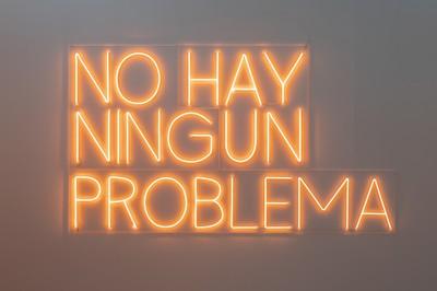 NO HAY NINGÚN PROBLEMA (2020)