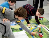 Robotix. Minicampamentos de robótica infantil de verano