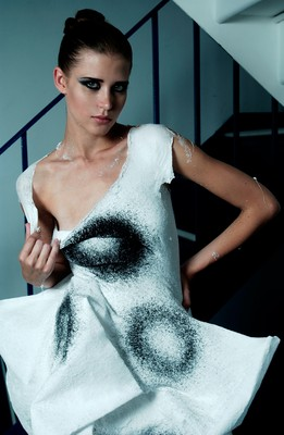 Spray-on Fabric,  (2000)