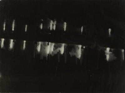 Versailles: Grandes eaux de nuit (bassin de Neptune), 1930