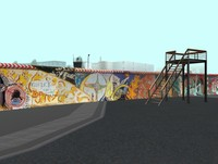Virtuelle Mauer / Reconstructing the Wall (2009)