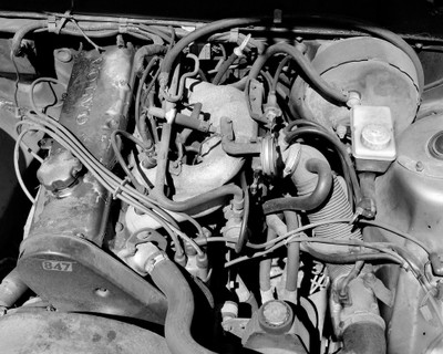 Volvo Engine (2000)