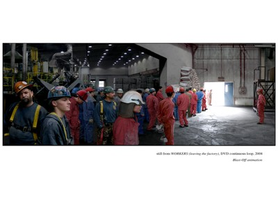 Workers (Leaving the Factory) (2008)