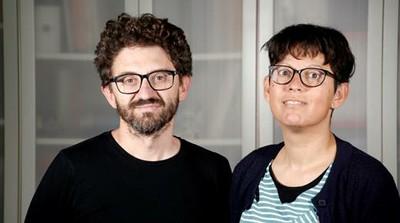 Clara Boj   & Diego Díaz
