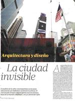 """""""Habitar"""". La ciudad invisible"""