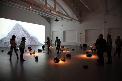 'Menhir. Instalación 0', producida por LABoral, se expondrá en el Valey Centro Cultural de Castrillón