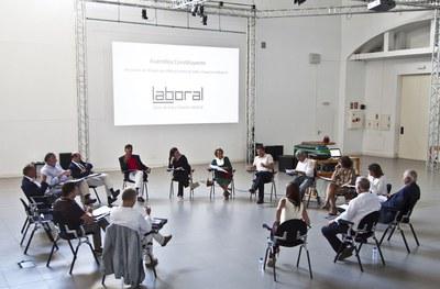 Se constituye la Asociación de Amigos de LABoral