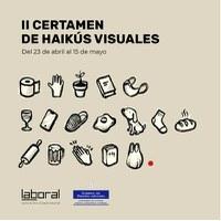 El II  Certamen de Haikús Visuales premia ex aequo dos proyectos y otorga a un tercero una mención especial