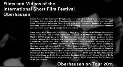 Este viernes comienza el ciclo 'Oberhausen On Tour'