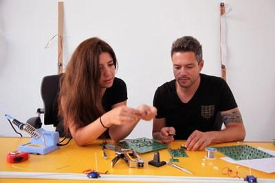 LABoral inaugura el jueves 25 'Feather Tales II', una instalación de Ricardo O'Nascimento y Ebru Kurbak