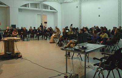 LABoral participa en Berlín en los Festivales internacionales de educación y cultura digital y sonora,  CTM y Transmediale