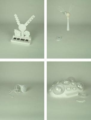 LABoral pone en marcha 'La trastienda', una investigación sobre nuevas formas de producción de objetos de diseño