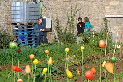 El ecotaller Gaia y Sophia busca una inmersión de los participantes en el paisaje