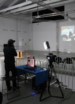 LABoral y Hangar organizan un taller de telepresencia donde se experimentará con la comunicación remota