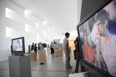 'Véndete tú', proyecto de Eugenio Ampudia con 22 propuestas de emprendedores asturianos, se muestra en LABoral