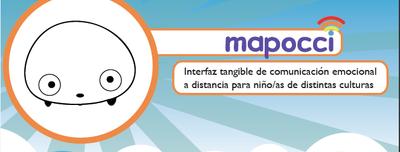 'Mapocci', un juguete interactivo que busca promover la educación emocional en los niños, gana el premio 'Next Things 2012'
