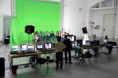 Más de dos mil escolares y docentes participan en el programa AuLAB de LABoral, Centro de Arte y Creación Industrial