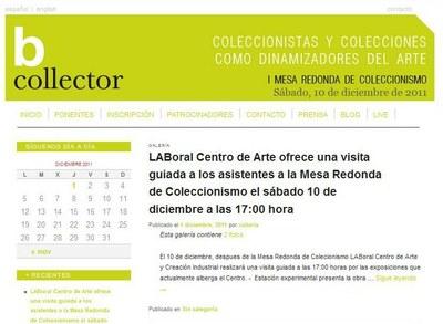 Alicia Aza, Fernando Fernández, Narcís Pujol y Jaime Sordo hablarán sobre el coleccionismo