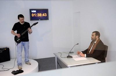 Acción, objeto y público centran la exposición 'Presencia activa' que inaugura LABoral el 5 de octubre