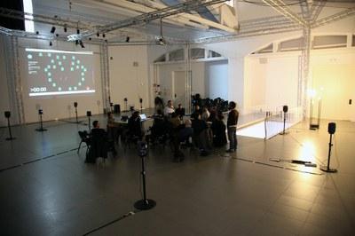 El artista José Manuel Berenguer imparte este fin de semana un taller de audio multicanal en LABoral