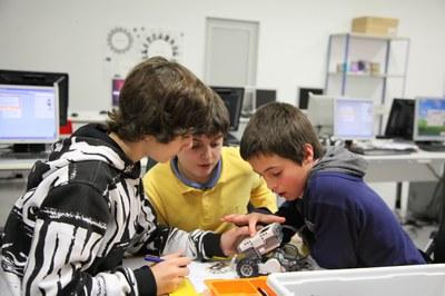 LABoral ofrece dos nuevos talleres de robótica dirigidos a niños de entre 10 y 14 años