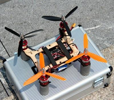 LABoral alberga este fin de semana dos talleres y una sesión de danza sobre el uso crítico de la tecnología drone